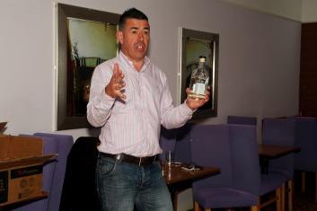 Cameron McCann, Stirling Whisky Shop