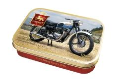 9001 - 50g - Classic Motorbike Mint Tin