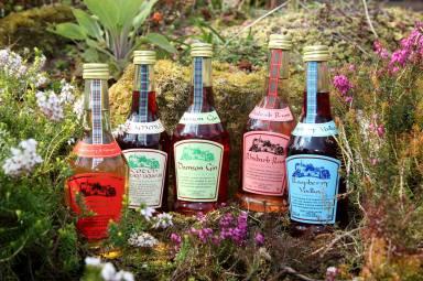Fruit-infused liqueurs