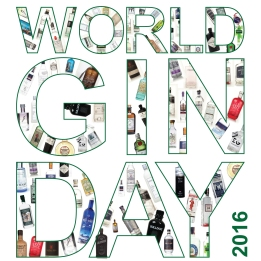 World Gin Day 2016