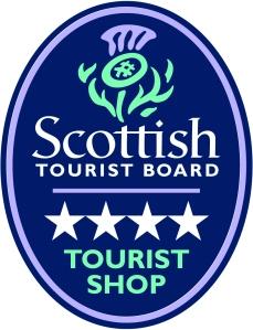 4 Star Tourist Shop Logo